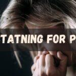 Erstatning for PTSD?