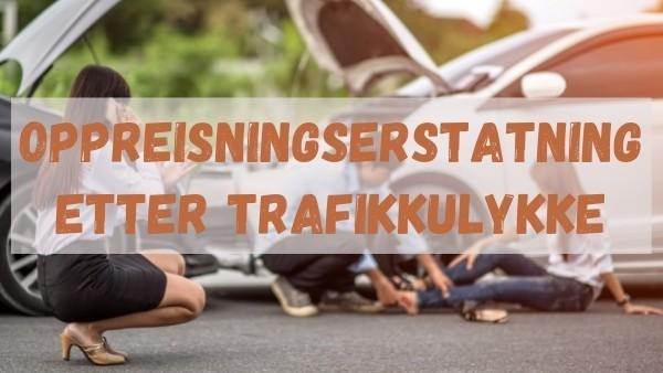 Oppreisningserstatning etter trafikkulykke?