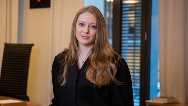 Bilde av advokat Line Rytter
