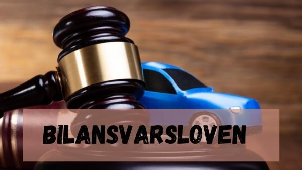 En dommerhammer som nettopp har blitt brukt i en rettsak som omhandlet bilansvarsloven