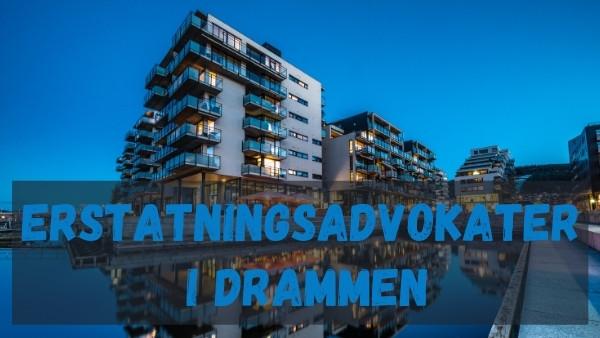 Erstatningsadvokater i Drammen