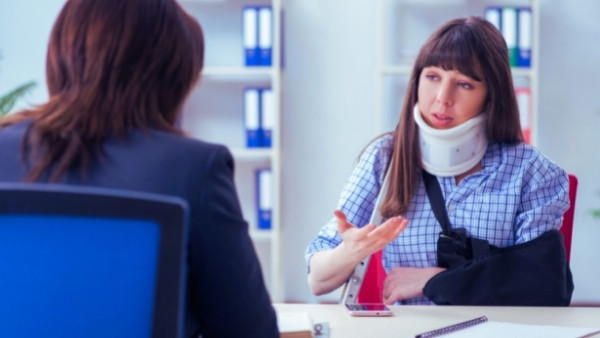 Årsakssammenheng ved yrkesskade
